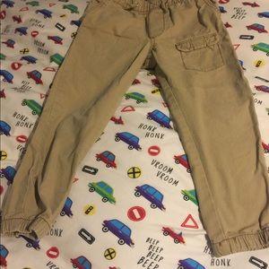 OshKosh Khaki Cargo Pants